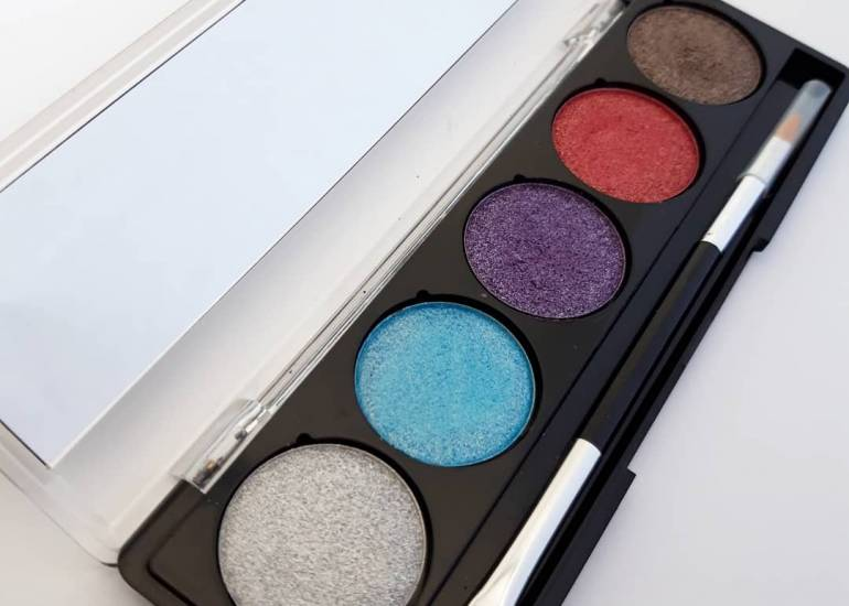 Full Pearl Eyeshadow – Talc Free