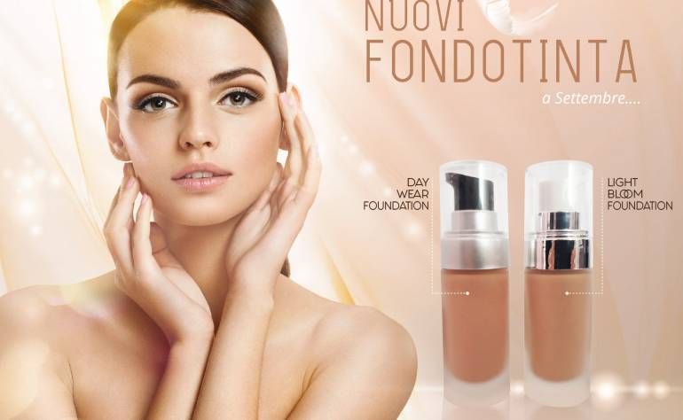 New Liquid Foundation
