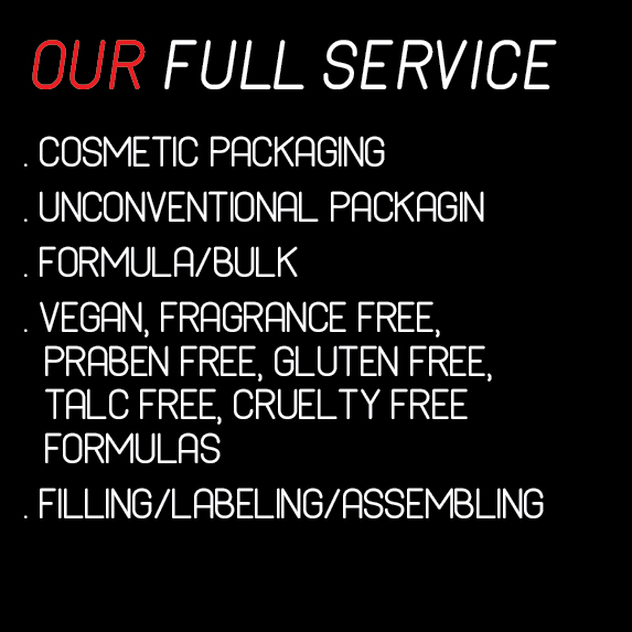 Full Service!