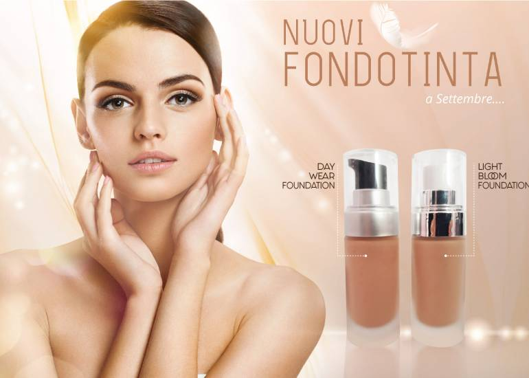 New Liquid Foundation
