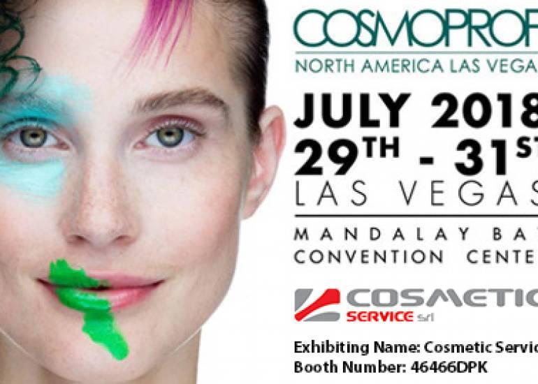 Cosmoprof Las Vegas 2018