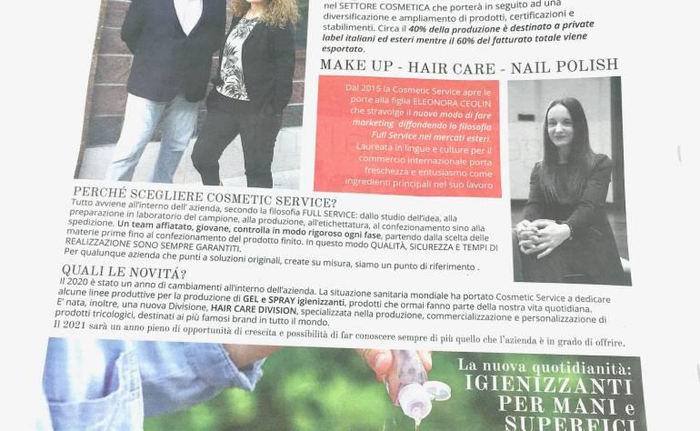 Parlano di noi: oggi sul Corriere Extra
